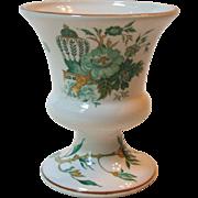 Crown Staffordshire Kowloon Posy Pot Vase Fine Bone China England