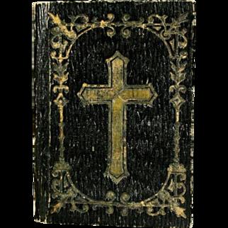 German Prayer Book for your Dollhouse Dolls - Puppen Belang Buch