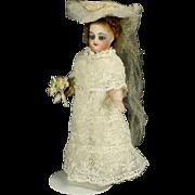 French All-Bisque Mignonette - The Bride