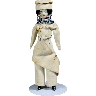Dollhouse Doll - The Cook