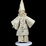 Dollhouse doll - Pierrot