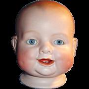Antique German Bisque Georgene Averill 3652 Bonnie Babe Baby Doll Head