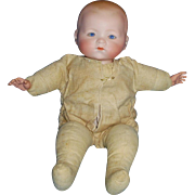 1920 Armand Marseille AM 341 Antique German Character Baby Doll