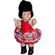 Vogue Composition Toddles Vintage Toodles Russia Doll