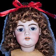 29 Inch Antique German Simon Halbig SH 1079 DEP Doll
