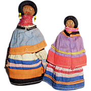Old Seminole Indian Dolls from Florida