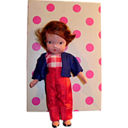 NASB Storybook Painted All Bisque A Dillar A Dollar 112 Doll