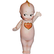 1912 German All Bisque O'Neill Kewpie Doll
