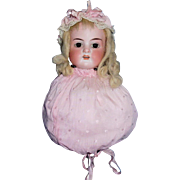 Antique German Bisque AM 370 Doll Novelty