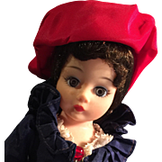 1968 Mdm Alexander Renoir Portrette Doll
