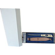 Camillus American Wildlife Series fillet bass knife in box