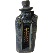 German Schafer & Vater Drinkometer Flask Decanter