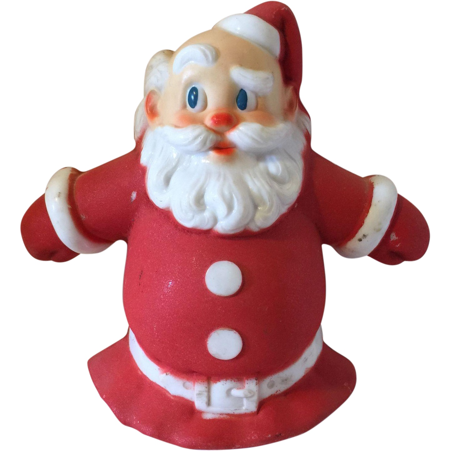 Vintage christmas santa claus light from parkersplace on