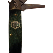 Vintage Kutmaster Girl Scout 4 blade pocket knife