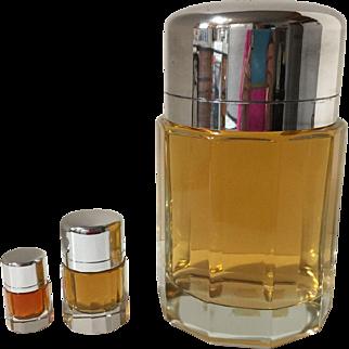 Giant Display Factice Perfume Bottle Calvin Klein Escape