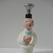 Cleminson's Oriental Man Laundry Clothes Sprinkler Bottle - Red Tag Sale Item