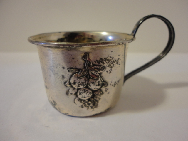 Vintage Baby Cup 46