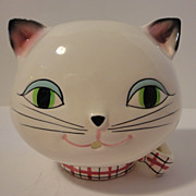 Holt Howard Kitten/Cat String Holder