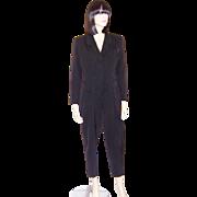 Jean-Paul Gaultier Black Jumpsuit (Italy)