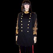 Men's Antique (Circa 1905) Japanese Imperial Army Partial Dress Uniform