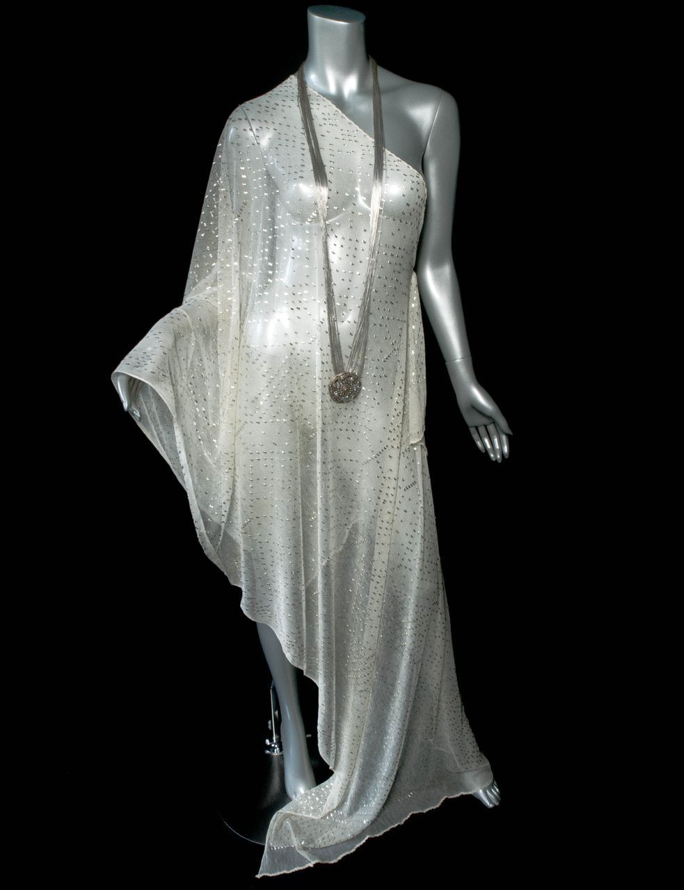 1920's Assuit Shawl Large Exceptional