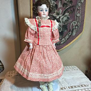 "Adorable 16"" Closed Mouth Kestner Doll"