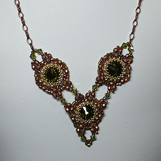 Beaded Necklace Set-Rio Grande