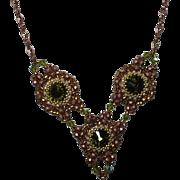 Beaded Necklace Set-Rio Grande