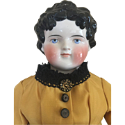 Antique China Head Dolley Madison Doll
