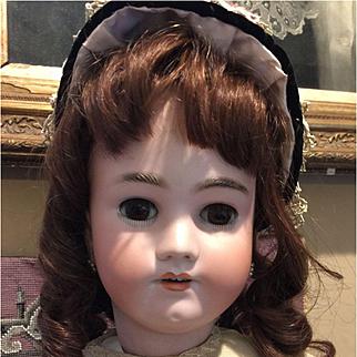 """29"""" Antique Bisque German Child Doll- super condition!!"""