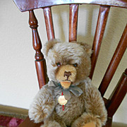 """7"""" Jointed """"Zoti"""" type Teddy Bear By Hermann"""