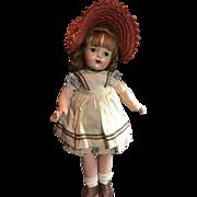"Rare!! Mint 1938 Madame Alexander -21"" Flora McFlimsey"