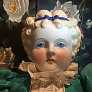 "19"" Antique Parian Doll By Conte & Boehme"