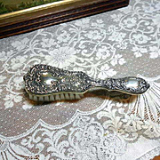 Sterling Silver Gorham Baby Brush