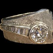 VVSI - I 1.62ct Center Round Brilliant Diamond