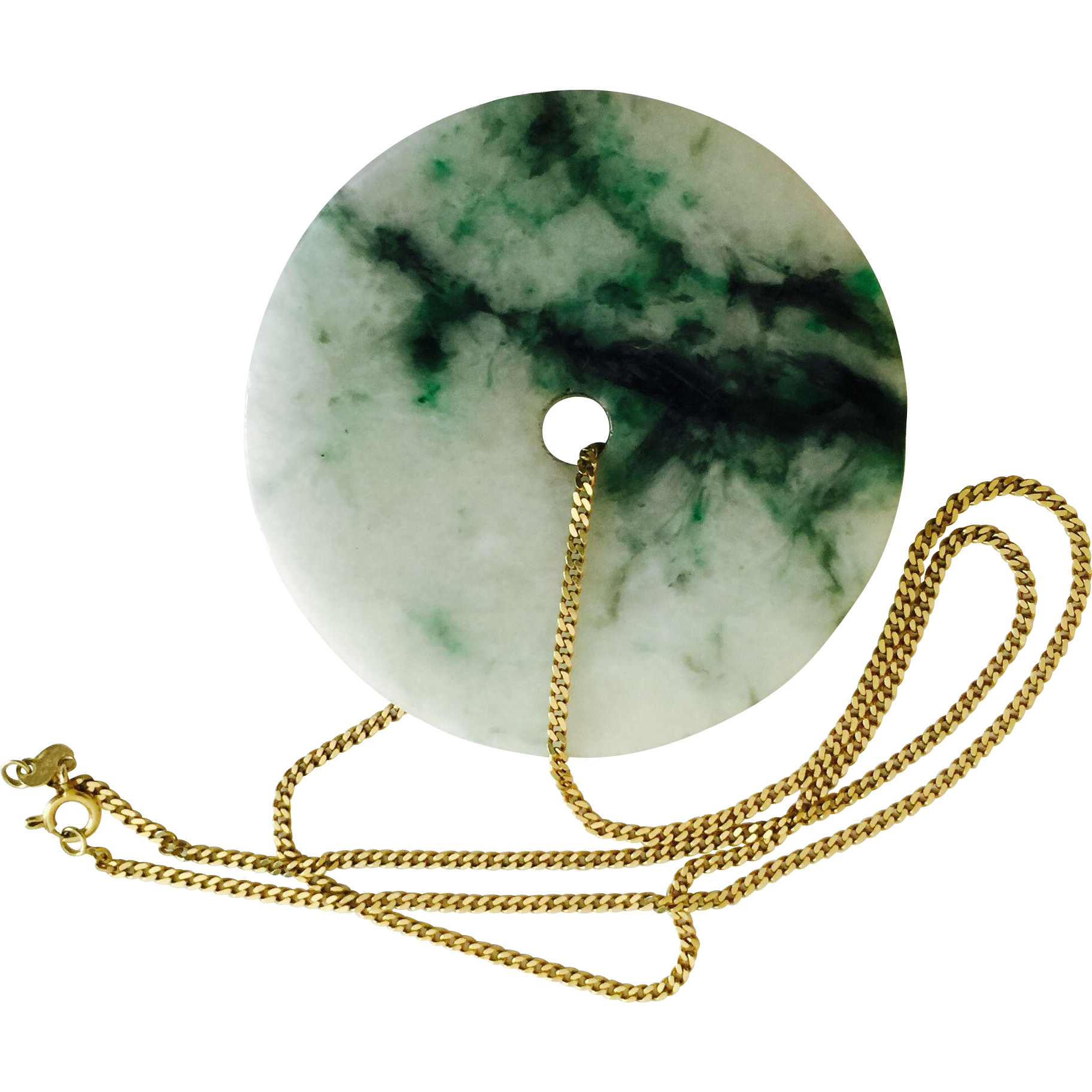 img set jade necklace pendant carved product