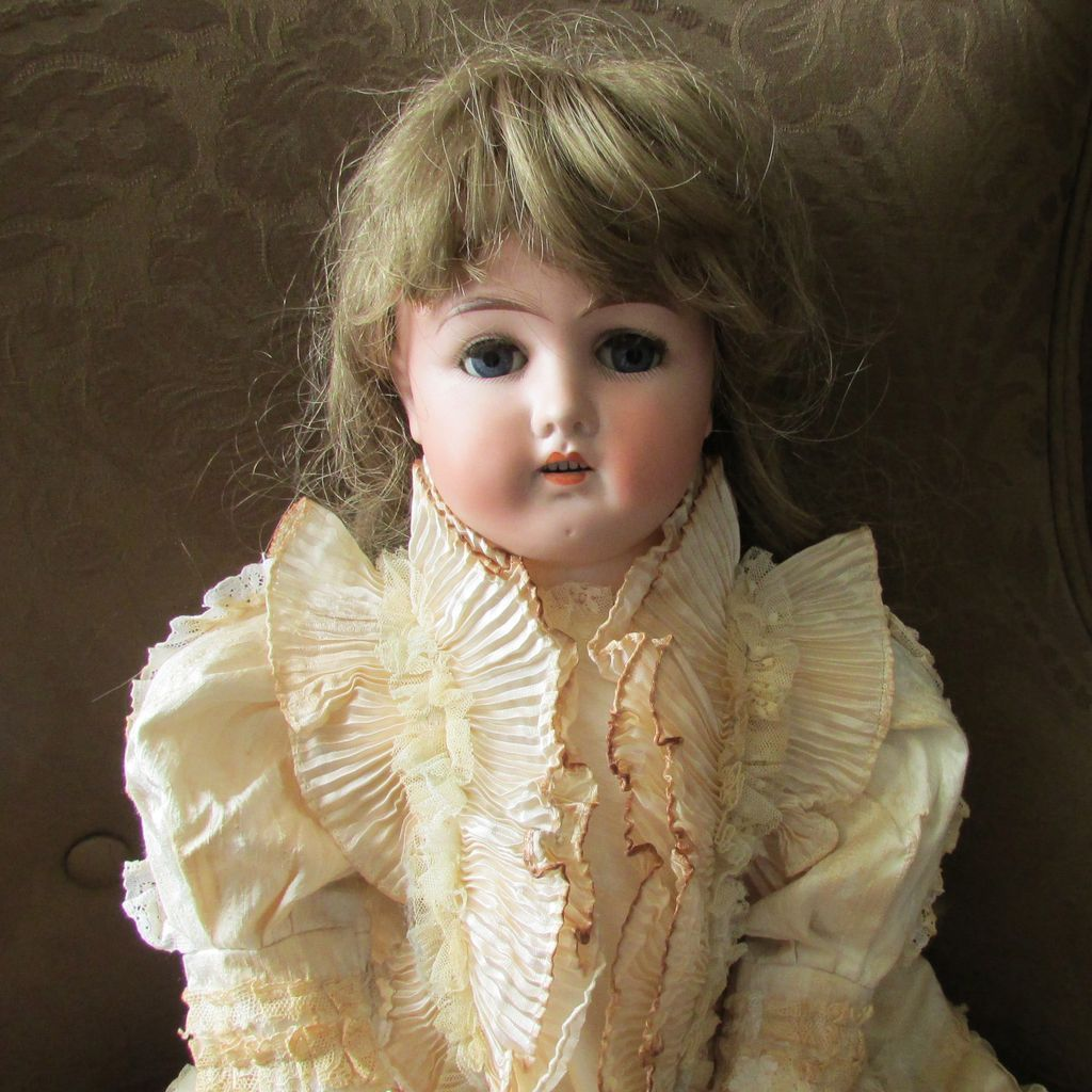 Antique Gans & Seyfarth German Doll 23""