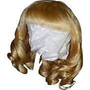 """Lovely 8.5"""" Rembrandt styled wig"""