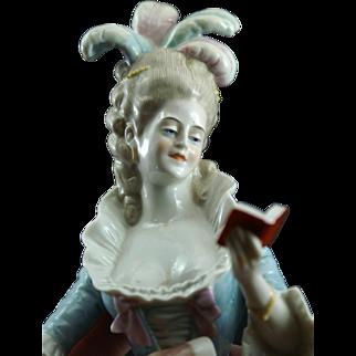 6.5 inch Half Doll with Mesmerizing Presence
