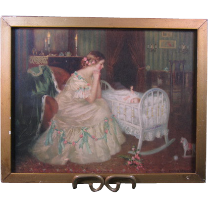 The Love Eternal Framed Picture