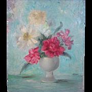 Artist Signed Floral Still Life