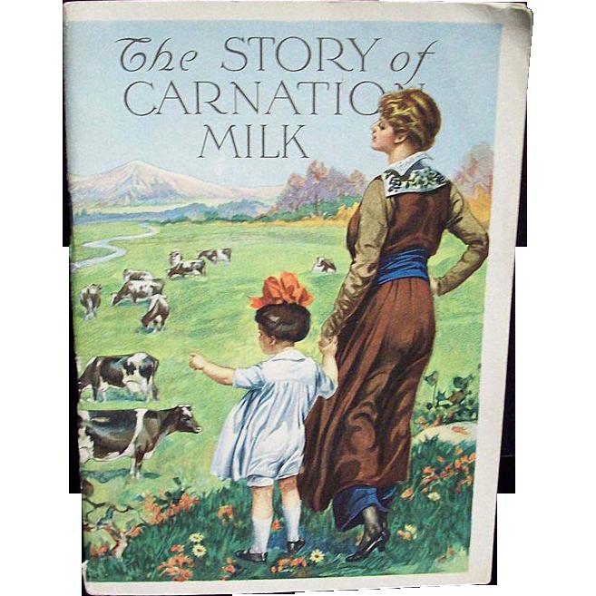 1915 Story of Carnation Milk