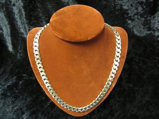 Men's Italian Sterling Necklace