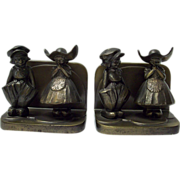 Frank Art Inc. Dutch Children Bookends