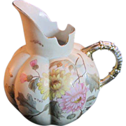 Royal Rudolstadt Pitcher