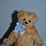 Artist Made Teddy Bear Jointed Sugar Plum Bears Chimes Mohair Sweet