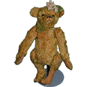 Wonderful Artist Teddy Bear Hansen Bears Jointed Mohair Sweet!