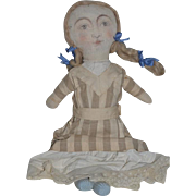 Wonderful Doll Cloth Doll Artist Doll Sweet