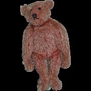 Original Blackwoods Teddy Bear Mohair Jointed Pink Sweet!! Artist Bear