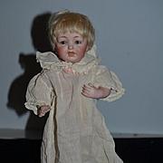 Antique Doll All Bisque Kestner 211 Gorgeous W/ Old Label